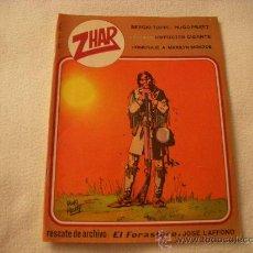 Tebeos: ZHAR Nº 1, EDITORIAL VALENCIANA. Lote 33352576
