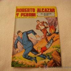 Tebeos: ROBERTO ALCAZAR Y PEDRÍN Nº 113, VALENCIANA COLOR. Lote 33352605