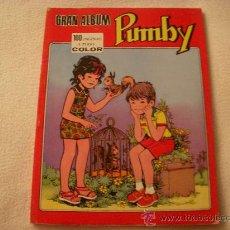Tebeos: GRAN ALBUM PUMBY Nº 21, EDITORIAL VALENCIANA. Lote 33359198