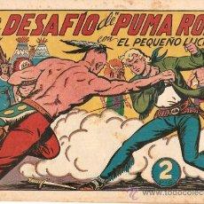 Tebeos: COMIC EL PEQUEÑO LUCHADOR GRANDE Nº 131. Lote 33333996