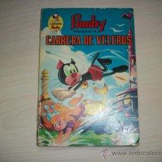 Tebeos: LIBROS ILUSTRADOS PUMBY Nº 28 EDITORIAL VALENCIANA . Lote 33349336