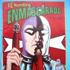 Tebeos: EL HOMBRE ENMASCARADO. EL TESORO DE RODAS. ORIGINAL. Lote 33342971