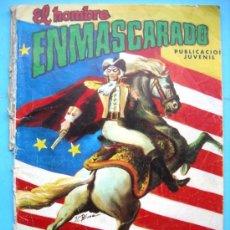 Tebeos: EL HOMBRE ENMASCARADO. EL EMBAJADOR. ORIGINAL. Lote 33343024