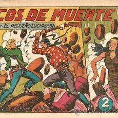 Tebeos: COMIC EL PEQUEÑO LUCHADOR GRANDE Nº 137. Lote 33345243