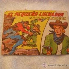 Tebeos: EL PEQUEÑO LUCHADOR Nº 215, 2ª ÉPOCA, EDITORIAL VALENCIANA. Lote 33375760