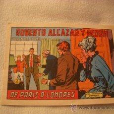 Tebeos: ROBERTO ALCAZAR Y PEDRÍN Nº 1073, EITORIAL VALENCIANA. Lote 33375988