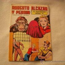 Tebeos: ROBERTO ALCAZAR Y PEDRÍN 2ª ÉPOCA Nº 122, EDITORIAL VALENCIANA. Lote 33434777