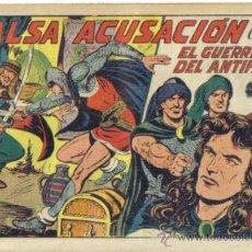 BDs: EL GUERRERO DEL ANTIFAZ Nº 225. FALSA ACUSACION. VALENCIANA.. Lote 33416822
