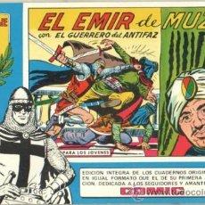 Tebeos: EL GUERRERO DEL ANTIFAZ HOMENAJE A M.GAGO Nº 84 EDI. VALENCIANA 1982, MAGNIFICO ESTADO. Lote 33523274
