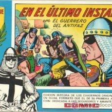 Tebeos: EL GUERRERO DEL ANTIFAZ HOMENAJE A M.GAGO Nº 86 EDI. VALENCIANA 1982, MAGNIFICO ESTADO. Lote 33523309