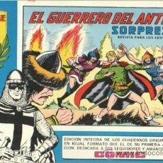 Tebeos: EL GUERRERO DEL ANTIFAZ HOMENAJE A M.GAGO Nº 93 EDI. VALENCIANA 1983, MAGNIFICO ESTADO , DIFICIL. Lote 33523435