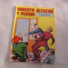 Tebeos: ROBERTO ALCAZAR Y PEDRÍN Nº 55, 2ª ÉPOCA, EDITORIAL VALENCIANA. Lote 33554716