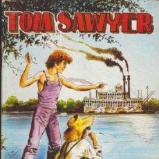 Livros de Banda Desenhada: TOM SAWYER. VALENCIANA 1981.. Lote 33542798