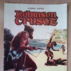 Tebeos: ROBINSON CRUSOE Nº 3 - CLÁSICOS ILUSTRADOS - ED. VALENCIANA. Lote 33562090