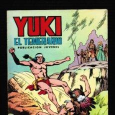 Tebeos: YUKI EL TEMERARIO Nº 11 - EDIVAL. Lote 33549118
