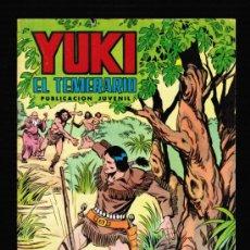 Tebeos: YUKI EL TEMERARIO Nº 16 - EDIVAL. Lote 33549155