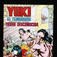Tebeos: YUKI EL TEMERARIO Nº 19 - EDIVAL. Lote 33549173