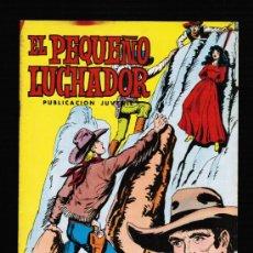 Tebeos: EL PEQUEÑO LUCHADOR Nº 70 - EDIVAL. Lote 33573841