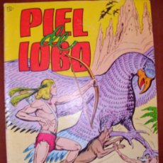 Tebeos: PIEL DE LOBO. VALENCIANA COLOR. ¡¡ 20 NUMEROS. COLECCION COMPLETA !!. (C/A32). Lote 33697645