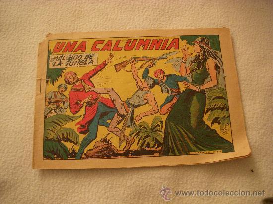 EL HIJO DE LA JUNGLA Nº 25, EDITORIAL VALENCIANA (Tebeos y Comics - Valenciana - Hijo de la Jungla)