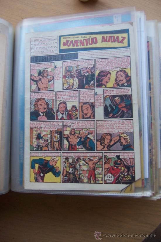 VALENCIANA JUVENTUD AUDAZ Nº 7 (Tebeos y Comics - Valenciana - Otros)