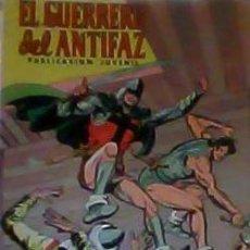 Tebeos: EL GUERRERO DEL ANTIFAZ Nº 131 PARVIZ KAN EL TERRIBLE. Lote 35765154