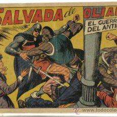 Tebeos: EL GUERRERO DEL ANTIFAZ Nº 103. SALVADA DE OLIAN. ORIGINAL VALENCIANA.. Lote 34142148