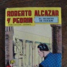 BDs: ROBERTO ALCÁZAR Y PEDRÍN EN EL SECRETO DEL FARAÓN. NÚM. 191. 1979.. Lote 34320462