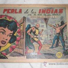 Tebeos: EL HIJO DE LA JUNGLA Nº 42. Lote 34399011