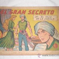 Tebeos: EL HIJO DE LA JUNGLA Nº 30. Lote 34399683