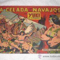 Tebeos: YUKI EL TEMERARIO Nº 10. Lote 34407627