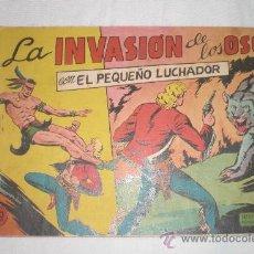 Tebeos: EL PEQUEÑO LUCHADOR Nº 63. Lote 34456789
