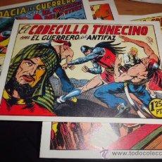 Tebeos: LOTE DE 10 COMICS DEL GUERRERO DEL ANTIFAZ ESTADO EXCELENTE VER FOTOS. Lote 34545707