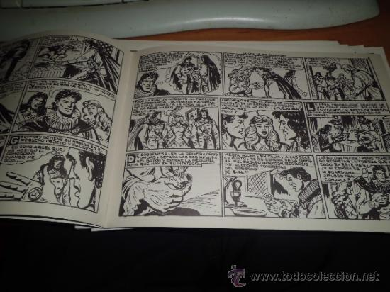Tebeos: lote 11 comics espadachin enmascarado ed.valenciana ver fotos - Foto 12 - 34546252
