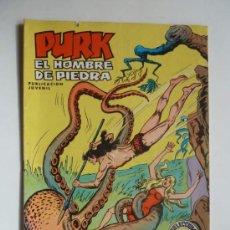 Tebeos: PURK, EL HOMBRE DE PIEDRA Nº 4, SELECCIÓN EDIVAL.. Lote 34604791