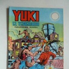 Tebeos: YUKI, EL TEMERARIO Nº 3, SELECCIÓN EDIVAL. Lote 34604896