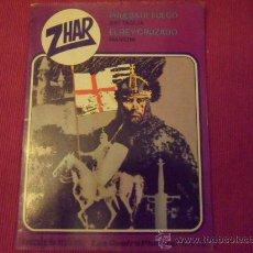 Tebeos: EDITORIAL VALENCIANA - ZHAR Nº 2 - BATTAGLIA -. Lote 34689197