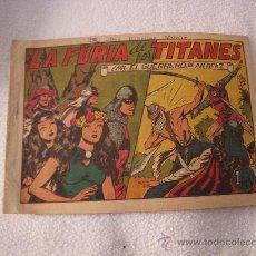 Tebeos: EL GUERRERO DEL ANTIFAZ Nº 92, EDITORIAL VALENCIANA. Lote 34949789
