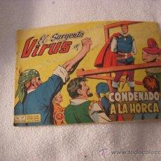Tebeos: EL SARGENTO VIRUS Nº 17, EDITORIAL VALENCIANA. Lote 34983812