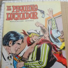 Tebeos: COMIC AVENTURAS VALENCIANA: EL PEQUEÑO LUCHADOR 65 HANDLE NO SE RINDE LJ.FE. Lote 35254630