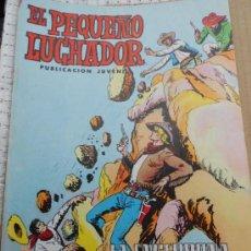Tebeos: COMIC OESTE VALENCIANA: EL PEQUEÑO LUCHADOR 46 LA ENCERRONA LJ.FE. Lote 35134371