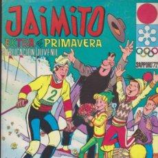 BDs: JAIMITO. EXTRA DE PRIMAVERA DE 1972.. Lote 35057566