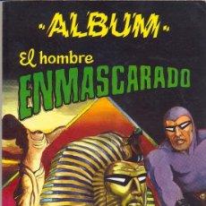 Tebeos: HOMBRE ENMASCARADO ÁLBUM, EL (VALENCIANA) Nº 3. Lote 35072385