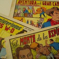 Tebeos: LOTE DE 3 COMICS ROBERTO ALCAZAR Y PEDRIN 1984(VER DESCRIPCIÓN). Lote 35115435