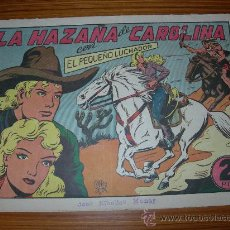 Tebeos: EL PEQUEÑO LUCHADOR Nº 71 DE VALENCIANA. Lote 35182330