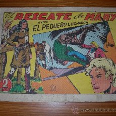 Tebeos: EL PEQUEÑO LUCHADOR Nº 73 DE VALENCIANA. Lote 35182517