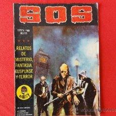 Livros de Banda Desenhada: SOS Nº 8. 2ª EPOCA. LA ARAÑA. Lote 35196118