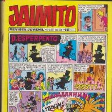 Tebeos: JAIMITO. LOTE DE 5 EJEMPLARES: Nº 1557,1559,1560,1562,1563. Lote 105879238