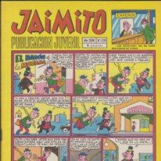 Tebeos - Jaimito. Lote de 5 ejemplares: 1239,1240,1241,1242,1245. - 35201167