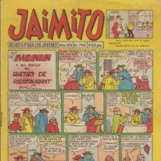 Tebeos: JAIMITO Nº 753.. Lote 35205142
